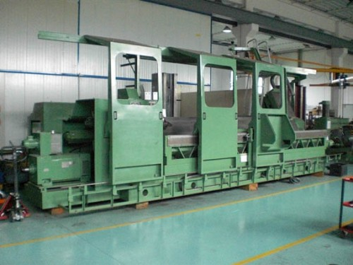 Tornio a cnc heinemann mtm machine tool market for Tornio cortini