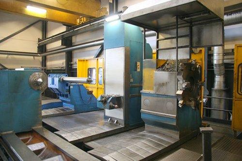 Lathe cnc lathe GIANA - MTM Machine tool Market