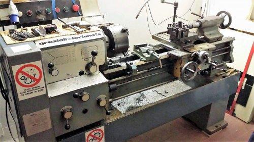 Tornio parallelo grazioli mtm machine tool market for Tornio usato 220 volt