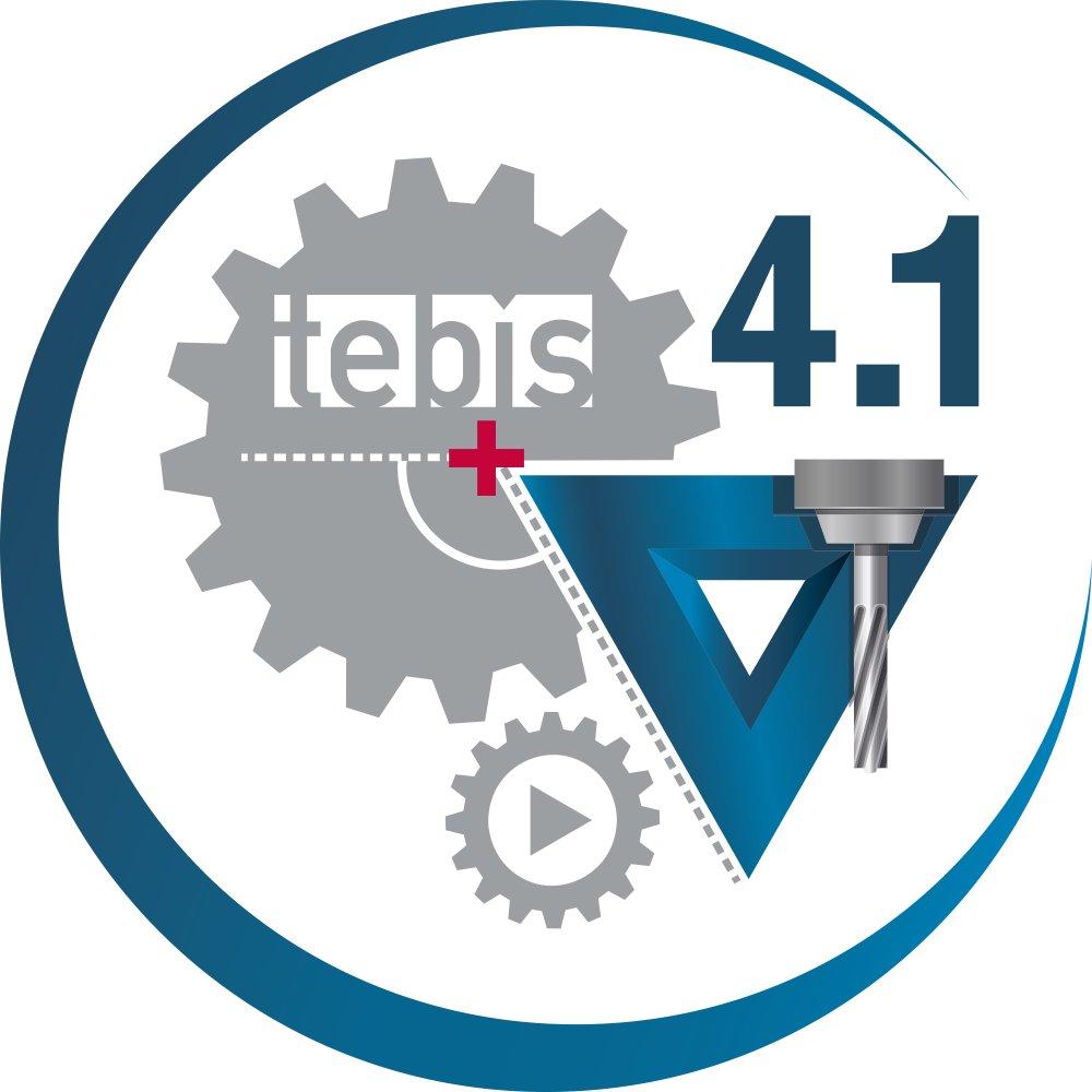 Tebis 4.1 conquista EMO 2021.  Il sistema completo per digitalizzare i processi di produzione dalla A alla Z