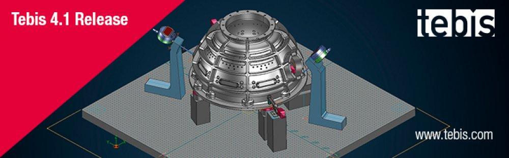 10/06/2021 -> Webinar Tebis 4.1: come abbiamo cambiato le regole del CAD CAM