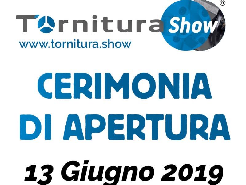 Tornitura Show apre le porte della Fiera di Bergamo.