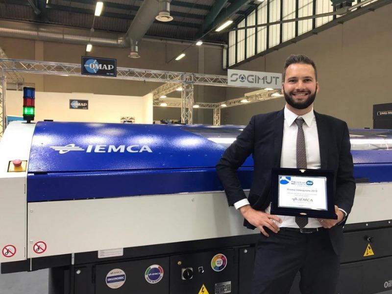Tornitura Show premia Iemca per l'innovazione.