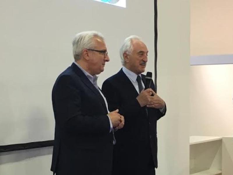 Tornitura Show ospita la prestigiosa presenza di Alberto Bombassei.