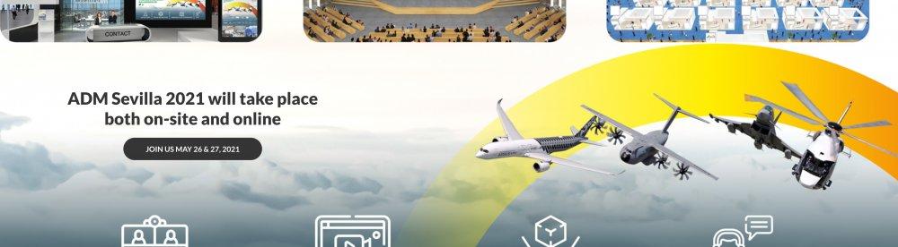 Aerospace & Defence Meetings-ADM Sevilla 2021 si terrà in un formato misto il 26 e 27 maggio