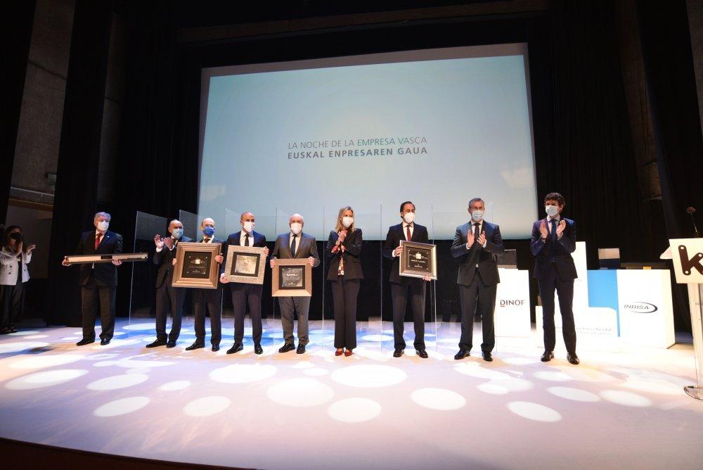 Comunicato Stampa CMZ: Aitor Zumarraga nominato Miglior Imprenditore Basco 2019, un premio per tutti